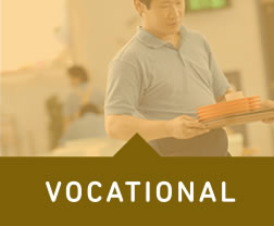 Vocational Rehabilitation Services