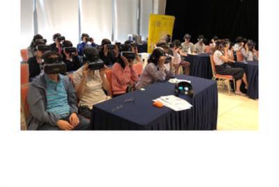 疫後新常態: 虛擬實境技術成為訓練及 服務推廣的新趨勢