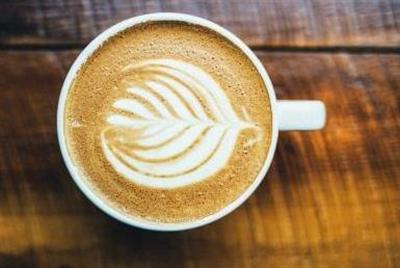 當花茶遇上咖啡