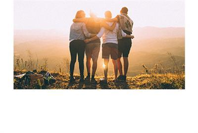 五種簡單令你身心健康的方法之一 與人連繫